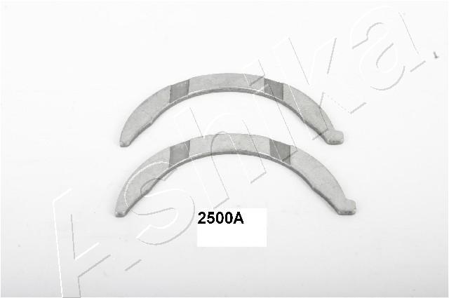 Cale de vilebrequin ASHIKA 79-2500A (X1)
