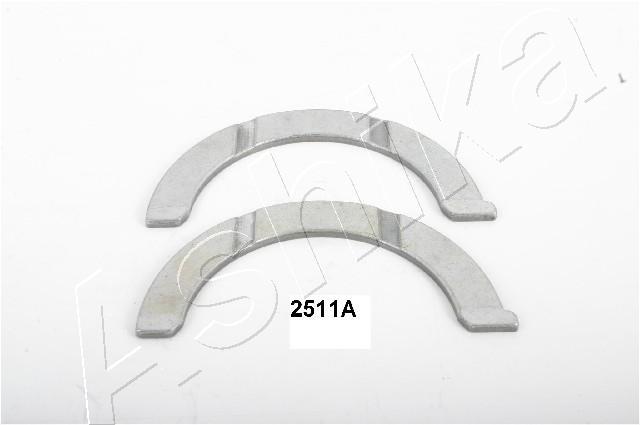 Cale de vilebrequin ASHIKA 79-2511A (X1)
