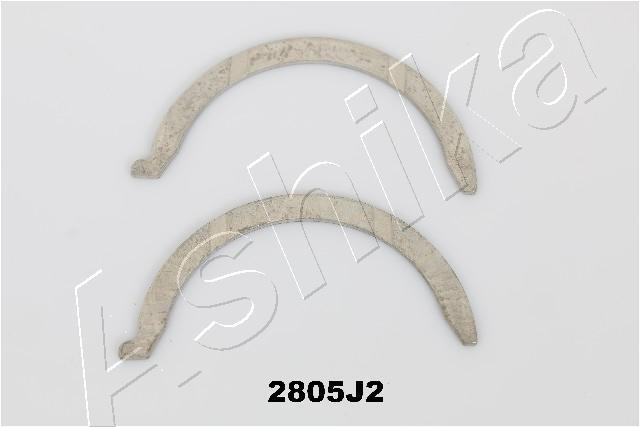 Cale de vilebrequin ASHIKA 79-2805J2 (X1)