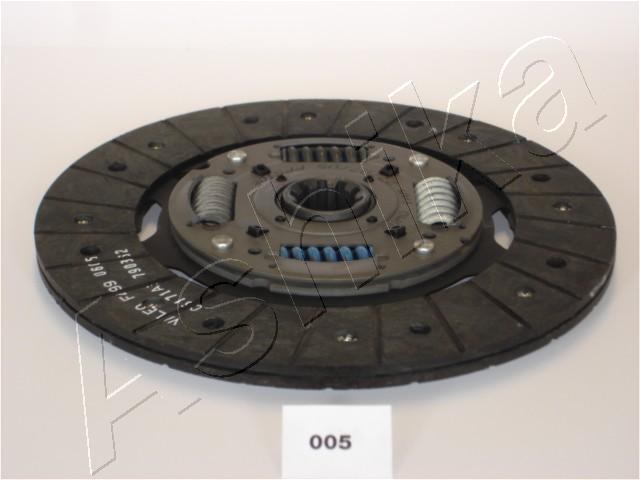 Disque d'embrayage ASHIKA 80-00-005 (X1)