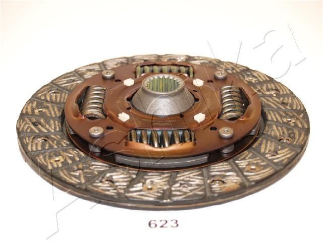 Disque d'embrayage ASHIKA 80-06-623 (X1)