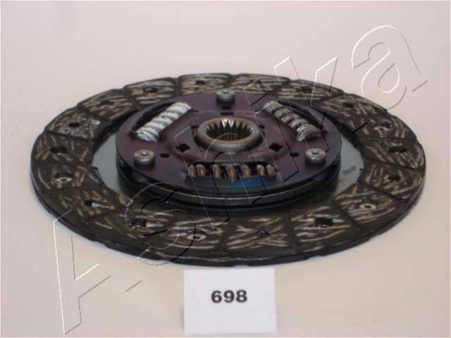 Disque d'embrayage ASHIKA 80-06-698 (X1)
