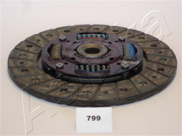 Disque d'embrayage ASHIKA 80-07-799 (X1)