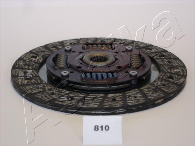 Disque d'embrayage ASHIKA 80-08-810 (X1)