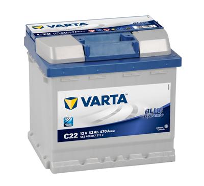 Batterie VARTA 5524000473132 (X1)
