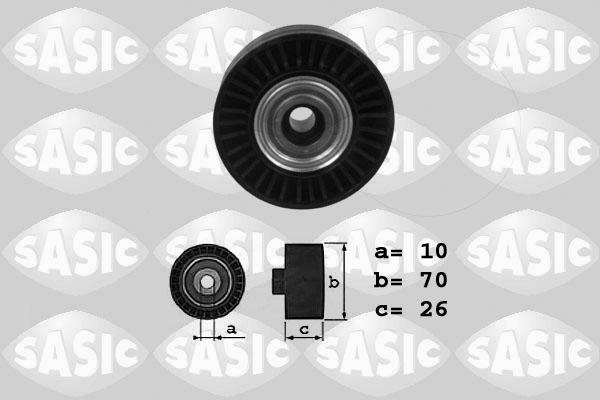 Galet enrouleur accessoires SASIC 1620034 (X1)