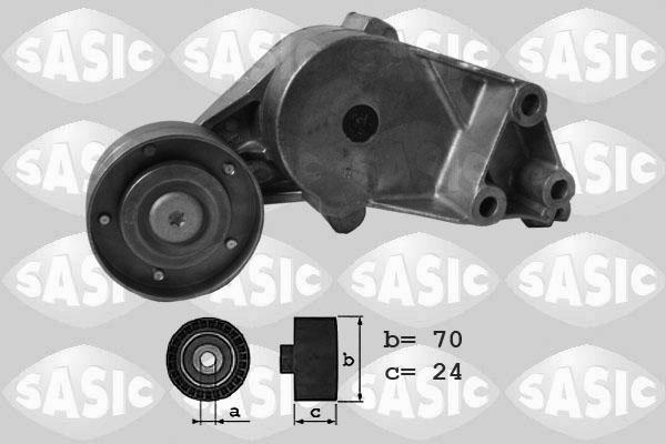 Tendeur de courroie d'accessoires SASIC 1626032 (X1)