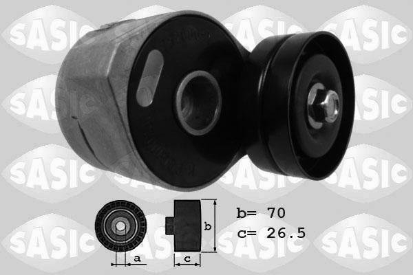 Tendeur de courroie d'accessoires SASIC 1626115 (X1)