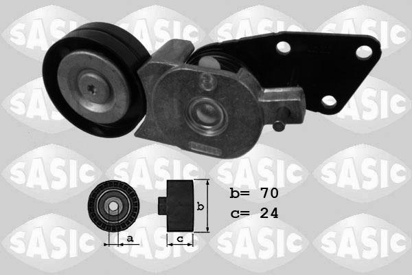 Tendeur de courroie d'accessoires SASIC 1626158 (X1)
