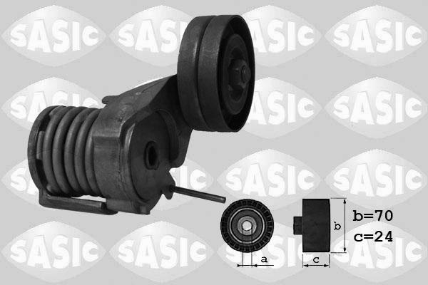 Tendeur de courroie d'accessoires SASIC 1626161 (X1)