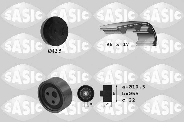 Kit distribution SASIC 1754003 (X1)