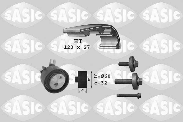 Kit distribution SASIC 1754010 (X1)