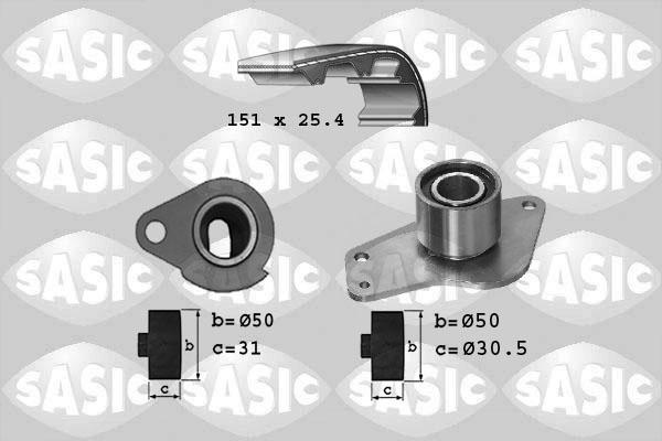 Kit distribution SASIC 1754015 (X1)