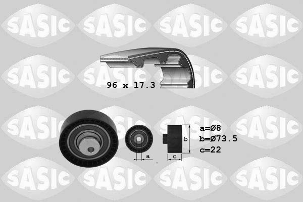 Kit distribution SASIC 1754022 (X1)
