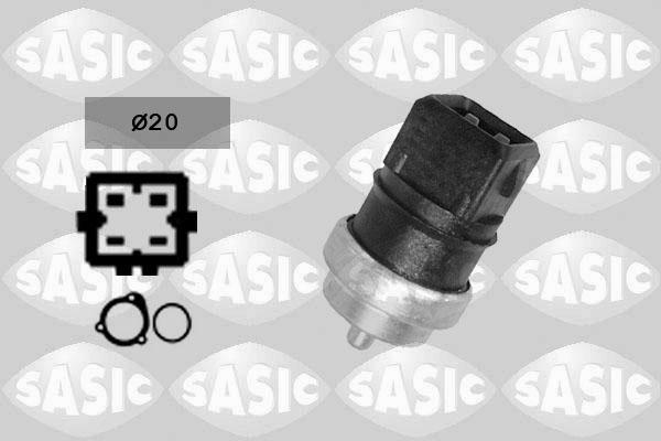 Capteur, temperature du liquide de refroidissement SASIC 3254006 (X1)