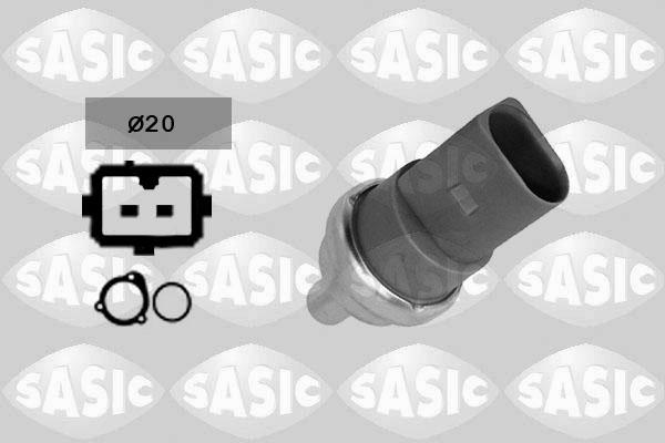 Capteur, temperature du liquide de refroidissement SASIC 3256001 (X1)