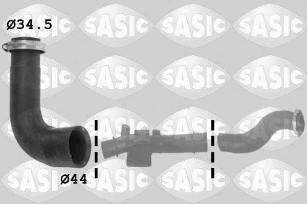 Durite turbo SASIC 3334008 (X1)