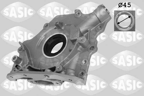 Pompe a huile SASIC 3650001 (X1)