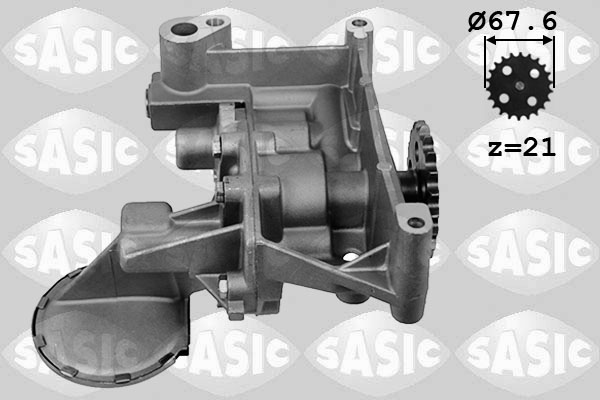 Pompe a huile SASIC 3650007 (X1)