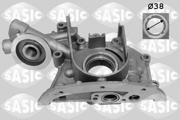 Pompe a huile SASIC 3654008 (X1)
