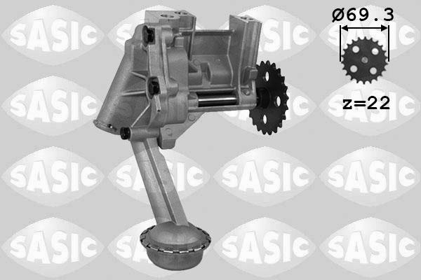 Pompe a huile SASIC 3654010 (X1)