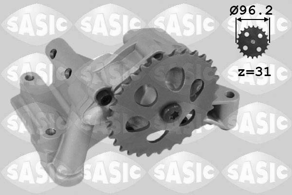 Pompe a huile SASIC 3656002 (X1)