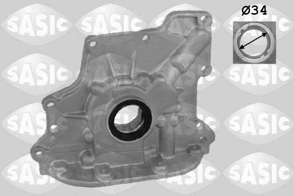 Pompe a huile SASIC 3656003 (X1)