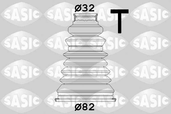 Soufflet de cardan SASIC 4003432 (X1)