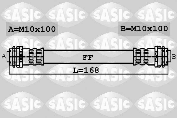 Freinage SASIC 6606010 (X1)