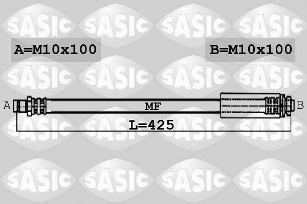 Freinage SASIC 6606177 (X1)
