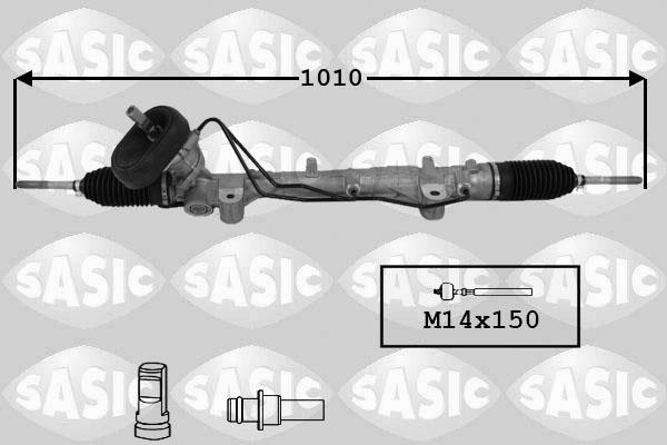 Cremaillere de direction SASIC 7174028 (X1)