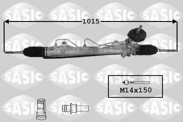 Cremaillere de direction SASIC 7174037 (X1)