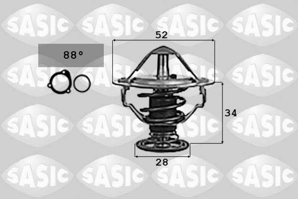Original Ford thermostat Boîtier transit 2.2 tdci à partir de 08.2013 1731782
