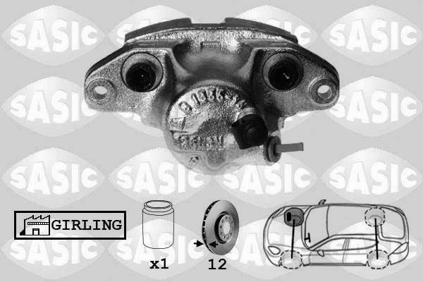 Étrier de frein SASIC SCA4003 (X1)