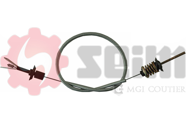 Cable d'accelerateur SEIM 054460 (X1)