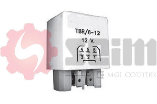 Relais, verrouillage central SEIM 105380 (X1)