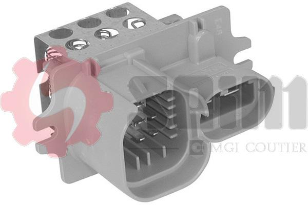 Resistance moteur de ventilateur de chauffage SEIM 110100 (X1)