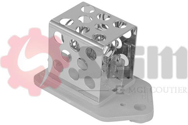 Resistance ventilateur SEIM 115681 (X1)