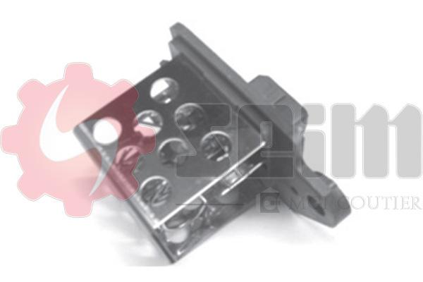 Resistance ventilateur SEIM 115682 (X1)