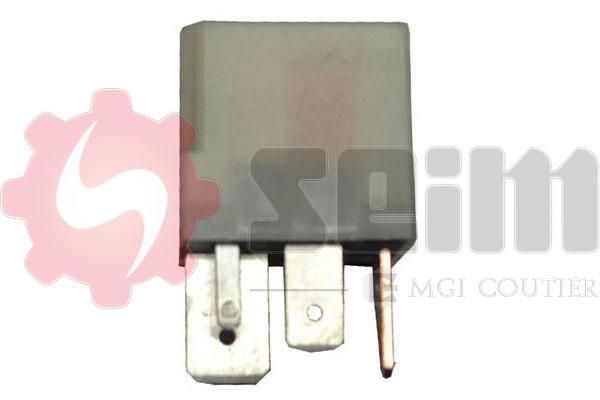 Relais de prechauffage SEIM 115800 (X1)