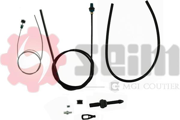 Cable d'accelerateur SEIM 122107 (X1)