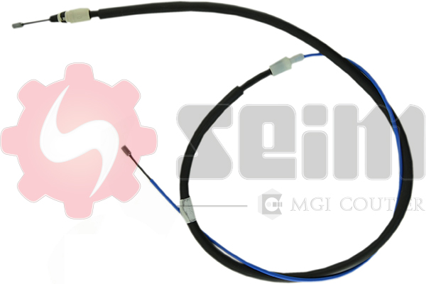 Cable de frein à main SEIM 204298 (X1)