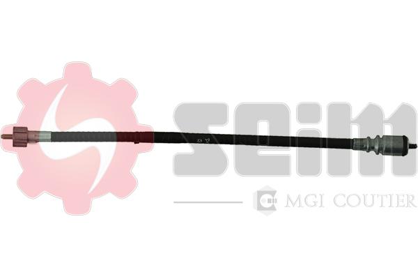 Cable de compteur SEIM 501955 (X1)