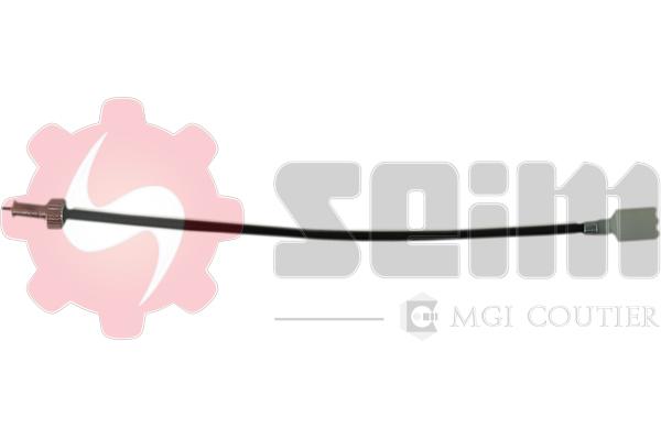 Cable de compteur SEIM 505110 (X1)