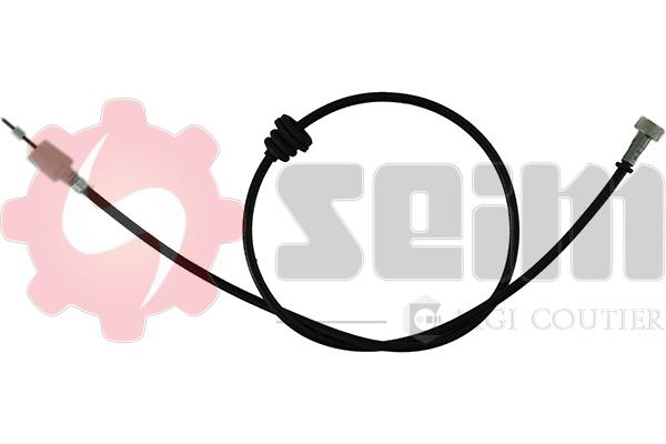 Cable de compteur SEIM 505150 (X1)