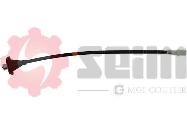 Cable de compteur SEIM 505322 (X1)