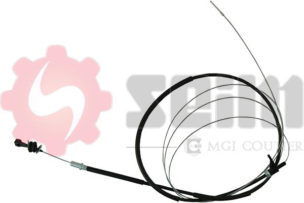 Cable d'accelerateur SEIM 550410 (X1)