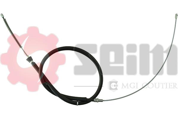 Cable de frein à main SEIM 553203 (X1)