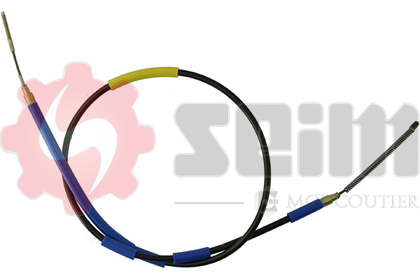Cable de frein à main SEIM 553222 (X1)