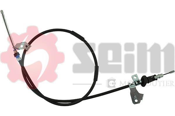 Cable de frein à main SEIM 554431 (X1)